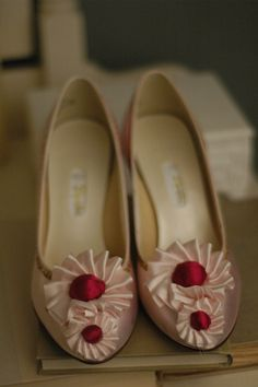 Marie Antoinette Shoes by rachael.k, via Flickr