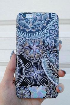 Mandalas are so mesmerizing... we love these artful phone cases from Redbubble. We can't take our eyes off these amazing designs! Every purchase directly supports independent artists, so make your next phone case come from Redbubble!