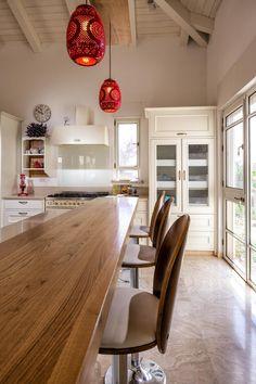 מטבחים מעצבים באהבה: בית השפים בגליל העליון | בניין ודיור