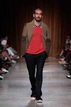 Nuno Gama Spring/Summer 2016 - Moda Lisboa - Male Fashion Trends