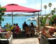 Tavern By The Sea Bermuda. Love their Bermuda Lobster.Pin provided by Elbow Beach Cycles http://www.elbowbeachcycles.com