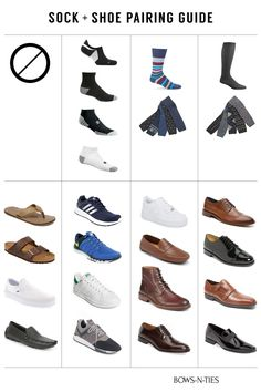 A complete guide to men's socks. Learn everything your ever wanted to know about menswear socks from casual to formal and everything in between. Mens Boots Fashion, Mens Fashion Suits, Fashion Socks, Mens Style Guide, Men Style Tips, Mens Clothing Styles, Menswear, Fashion Tips, Men's Socks