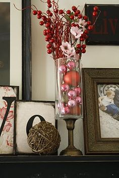 create your own candlestick jar and decorate away.  Very cute ideas on this site