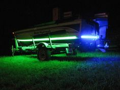 Perfect Customize Your Boat With LED Lighting Amazing Design