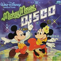 Mickey Mouse Disco *