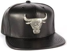 Resultado de imagen para gorras planas chicago bulls