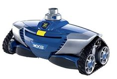 Zodiac Barracuda Suction Automatic Pool Cleaner is an ultra-efficient suction pool cleaning robot that cleans your swimming pool fast DG Pool Supply Automatic Pool Vacuum, Best Automatic Pool Cleaner, Best Pool Vacuum, Zodiac Pool, Best Robotic Pool Cleaner, Pool Vacuum Cleaner, Vacuum Cleaners, Swimming Pool Cleaners, Piscine Hors Sol
