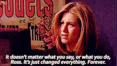 """This Definitive 'Friends' Ross & Rachel Timeline Will Clear Up That Whole """"We Were On A Break"""" Situation"""