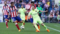 Atlético de Madrid - FC Barcelona (0-1) | FC Barcelona