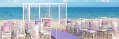 Hard Rock Hotel Punta Cana (Purple Shimmer wedding collection)