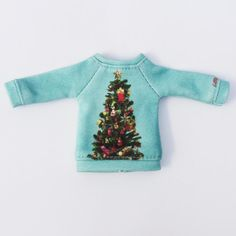 Hey, I found this really awesome Etsy listing at https://www.etsy.com/au/listing/251440282/blythe-christmas-sweater