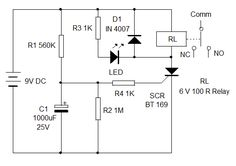 Electronics Components, Electronics Projects, Electronic Devices, Circuit