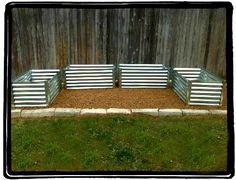 steel raised garden beds