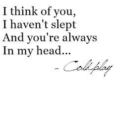 Always in my Head - CP