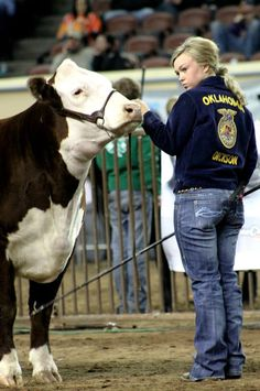 "Sure Champ Junior Spotlight: Victoria Chapman ""Showmanship is one thing that you can't ever let get the best of you. If you fail once, you have to get back up and try again. It's only one man's opinion. The best showmanship advice I can give for showing sheep and heifers, is to always keep your eyes on the judge and make sure they know when you step in the ring…"" Click on the photo to read more."