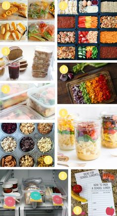 Amazing lunch box hacks & ideas that make packing your kids' school lunches a breeze. Tips & tricks to get organized for back to school with meal prep & more. Healthy School Lunches, School Lunch Box, Fast Healthy Meals, Easy Meals, Kid Lunches, Healthy Recipes, Healthy Snacks, Easy Delicious Recipes, Yummy Food