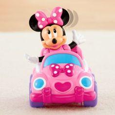 Disney Baby<BR/> MINNIE MOUSE<BR/> 2-in-1 Push Car | BrandsDisneyMinnie | Fisher Price