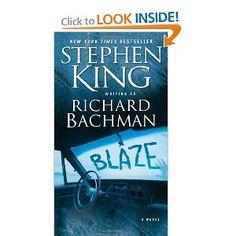 Blaze by Stephen King and Richard Bachman #horror #books #read