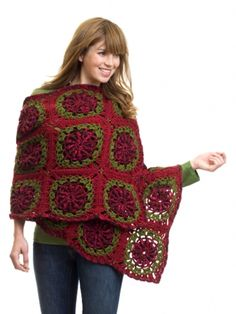 Yuletide Wrap in Caron Simply Soft & Simply Soft Paints - Downloadable PDF. Discover more patterns von Caron at LoveKnitting. The world's largest range of knitting supplies - we stock patterns, yarn, needles and books from all of your favourite brands.