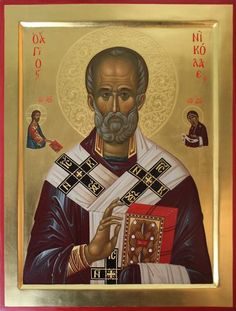 Byzantine Icons, Orthodox Christianity, Art Carved, Saint Nicholas, Orthodox Icons, Ikon, Saints, Religion, Bible