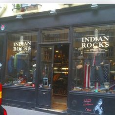 Welcome to: Indian Rocks, Paris If you are in Paris, make sure to visit our retailer Indian Rocks. Read more about them in our Journal! Paris France, Vintage Outfits, Retail, Style Inspiration, Mens Fashion, Journal, Indian, Instagram, Pictures