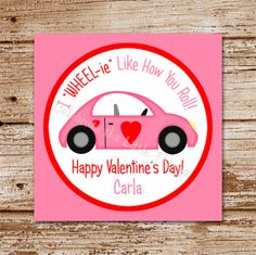 Custom Valentines Day Stickers Valentines Day For School