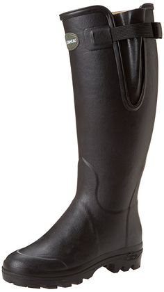 Le Chameau Footwear Women's Vierzon Rain Boot >>> Check out the image by visiting the link.