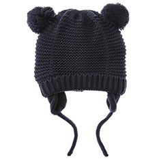 Baby Beanie Earflaps Hat – Infant Toddler Girls Boys Soft Warm Knit Hat  Kids Winter Hat with Fleece Lining. The ARA Fashion · Kid s Cap and Hats c181c47062be