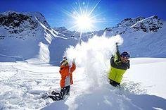 Ski, Ski, Ski - Snow Fun