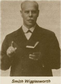 """If it is in the Bible, it is so.  It's not even to be prayed about.  It's to be  received and acted upon.""   Smith Wigglesworth"