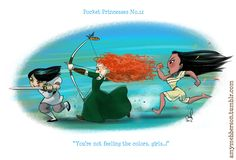 Pocket Princess 12: CHARGE!!! by amy meberson