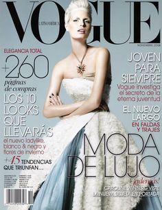 Caroline Winberg by Lee Broomfield Vogue Mexico November 2008
