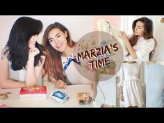 MARZIA'S TIME | Episode 7: Summer Haul & Japanese Candy - YouTube
