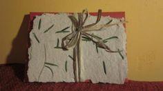1.50€ papel reciclado con diseño naturaleza tarjeta diseños papel,hojas jardín,agua secado
