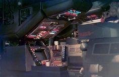 Nostromo bridge dyline prints Film Production from Alien @ Online Movie Memorabilia Archive and Marketplace Alien Movie 1979, Aliens Movie, Spaceship Interior, Futuristic Interior, Ridley Scott Movies, Science Fiction, Alien Ship, Sci Fi News, Sci Fi Environment