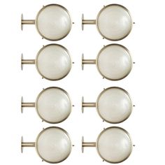 Nice Set Of Eight Sergio Mazza Sigma Sconces | From A Unique Collection Of  Antique And Modern Wall Lights And Sconces At Pictures Gallery