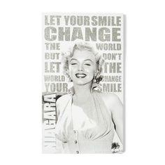 Marilyn Monroe Niagara Wall Canvas | Icing #icingism #inspiration #marilynmonroe