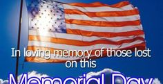 https://happymemorialday2017.com/  Memorial day is not just a holiday, but it honors men and women who died while serving in the U.S military. Many people visit cemeteries and memorials, particularly to honor those who have died in military service. You might don't know about Memorial Day Facts but when you read this you will get an idea.
