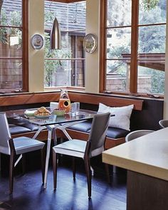 6 Whole Cool Ideas: Rustic Dining Furniture Design dining furniture restaurant. Rustic Living Room Furniture, Outdoor Dining Furniture, Dream Furniture, Furniture Design, Living Rooms, Kitchen Banquette, Dining Nook, Banquette Seating, Booth Seating