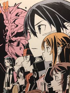 Day 2: Sword Art Online. I know many strongly dislike it but I love this show