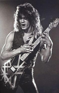 The King of Ten fingers and Six strings...Mr. Eddie Van Halen!!