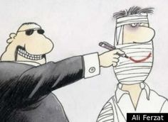 Syrian satire in a tme of war