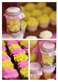 I am TOTALLY doing this for Kelly's shower perfect shower favors!