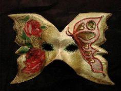 Mascara veneciana - antifaz