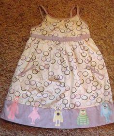 3T Yo Gabba Gabba Dress   eBay