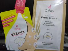 Wash review organic facial