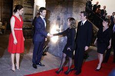 Le couple héritier du Danemark à Mexico. Mary & Frédérik, un dîner chez l'ambasadrice