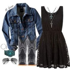 Cowboy boats outfit concert rodeo the dress super Ideas Cute Country Outfits, Western Outfits, Cute Outfits, Country Dresses, Cowgirl Outfits For Women Dresses, Outfits With Cowgirl Boots, Western Wear, Trajes Country, Country Look