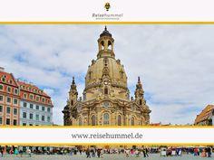 Dresden Frauenkirche Kurzurlaub Reisehummel
