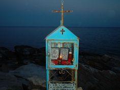 Lesvos shrine - agios isidoros, Lesvos